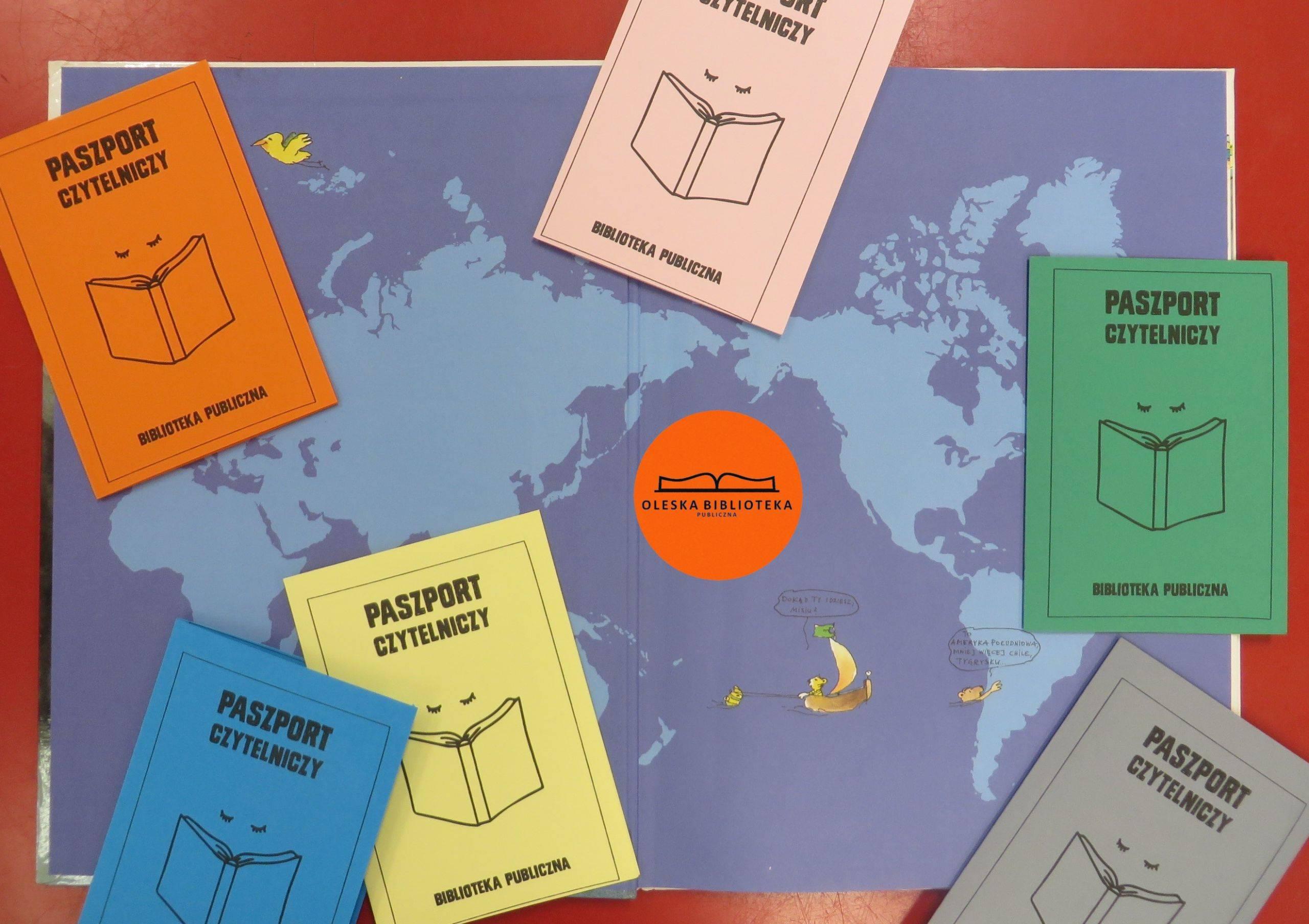 Paszport czytelniczy w Filii dla Dzieci