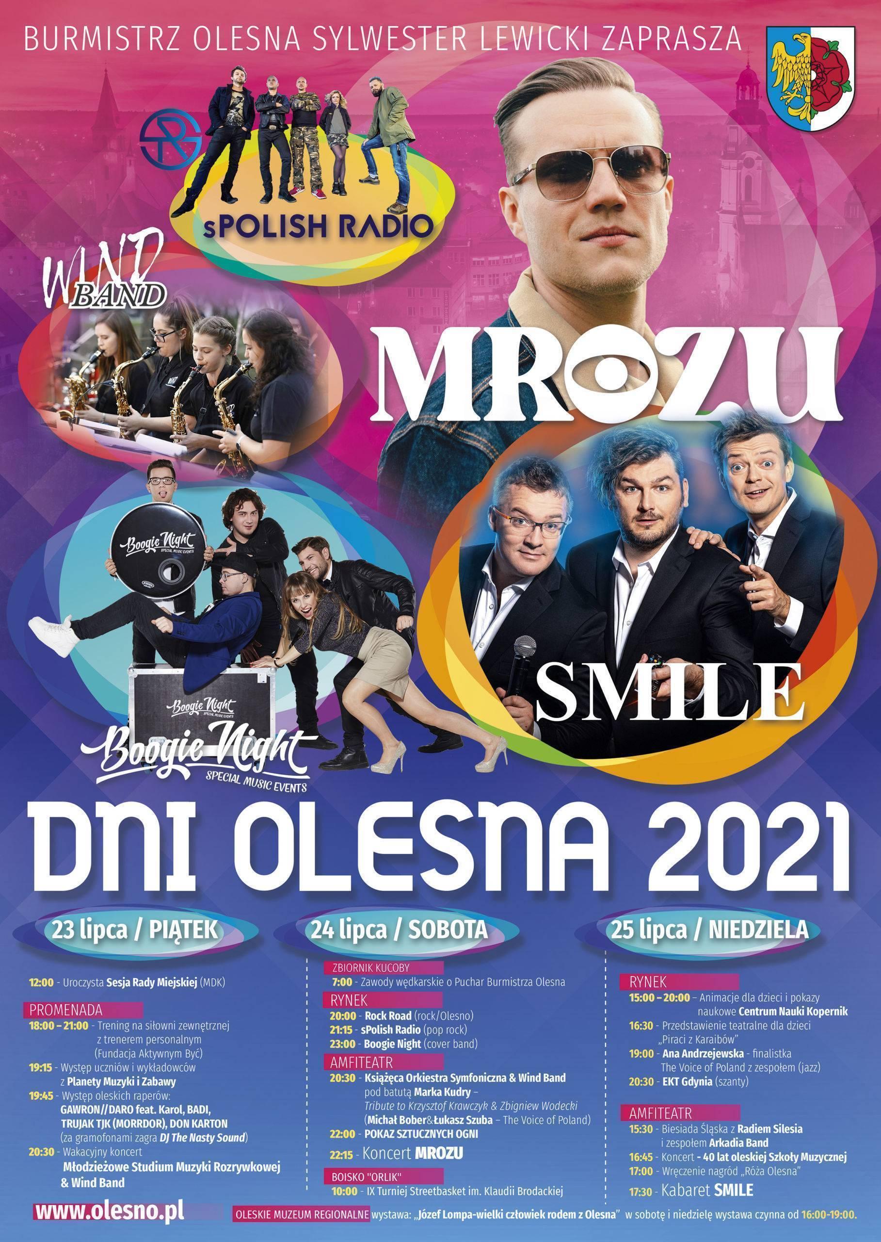 Dni Olesna 2021